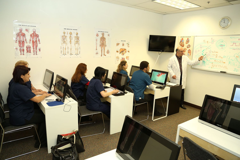 Ultrasound Technician Vocational Nursing Vn Echovascular